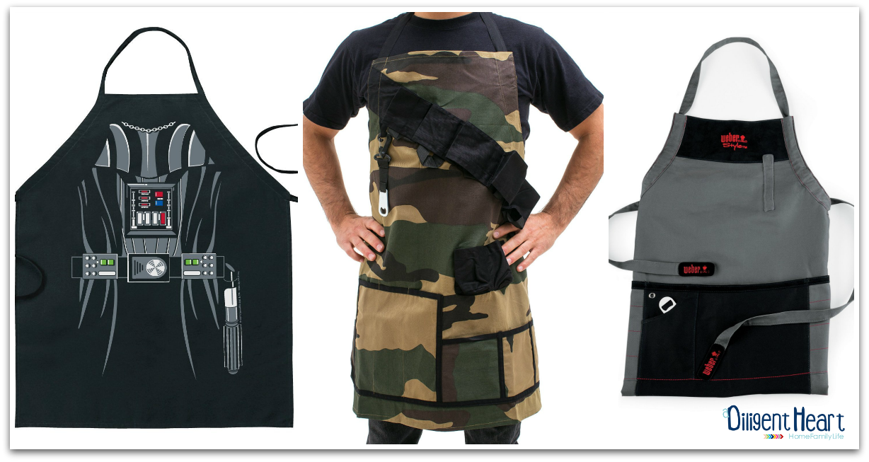 Christmas Gift Ideas for your Husband Apron