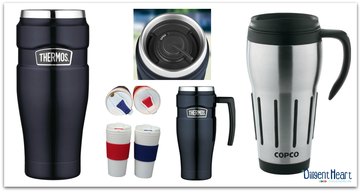 Christmas Gift Ideas for your Husband Coffee Traveling Cup