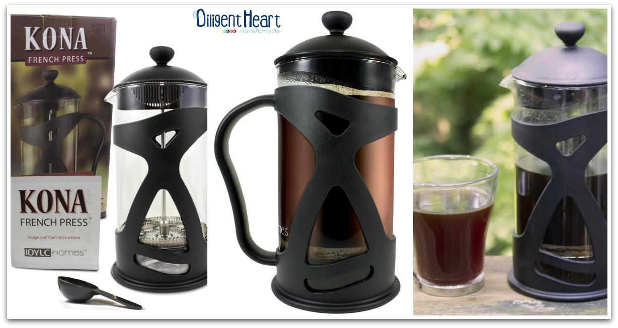 Christmas Gift Ideas for your Husband French Press