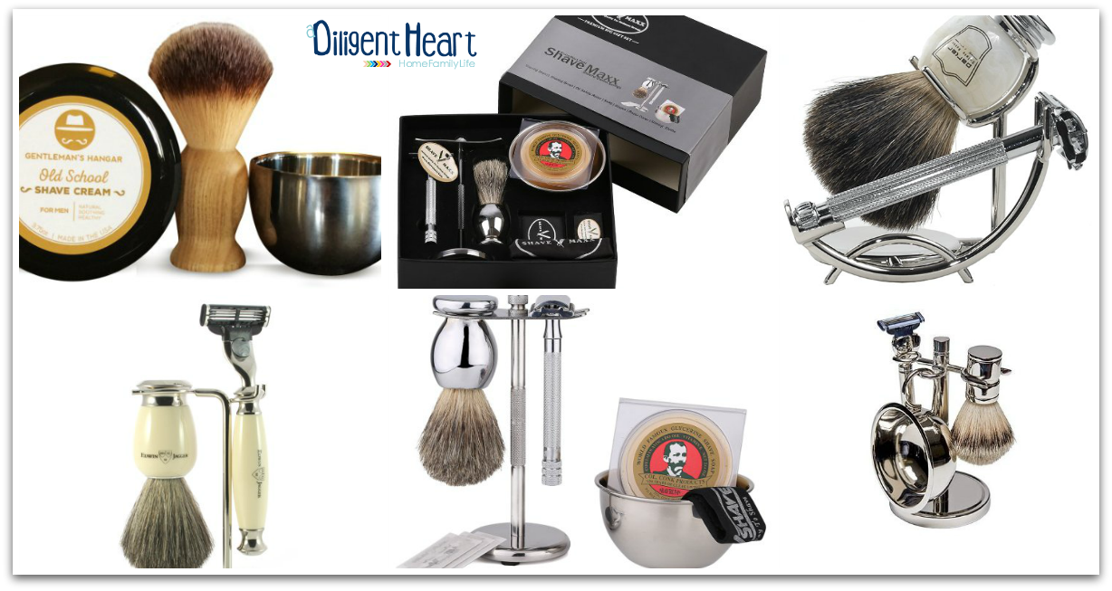 Christmas Gift Ideas For Your Husband Shaving Kits