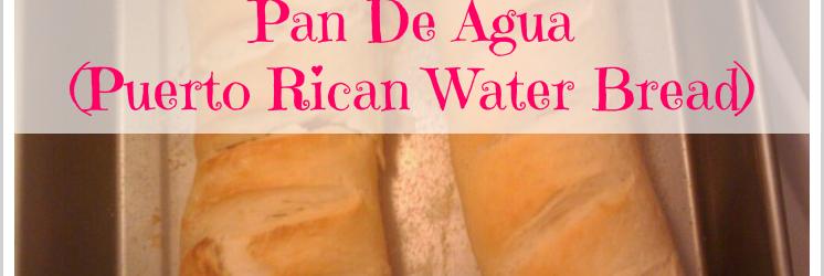 Pan De Agua (Puerto Rican Water Bread)