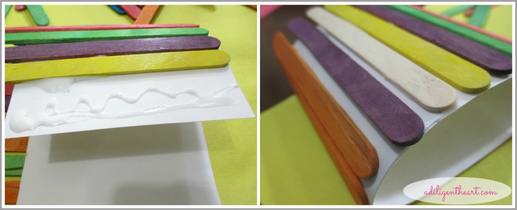 5 Days Of Dollar Store Crafts: Day 1 ~Pencil Holders