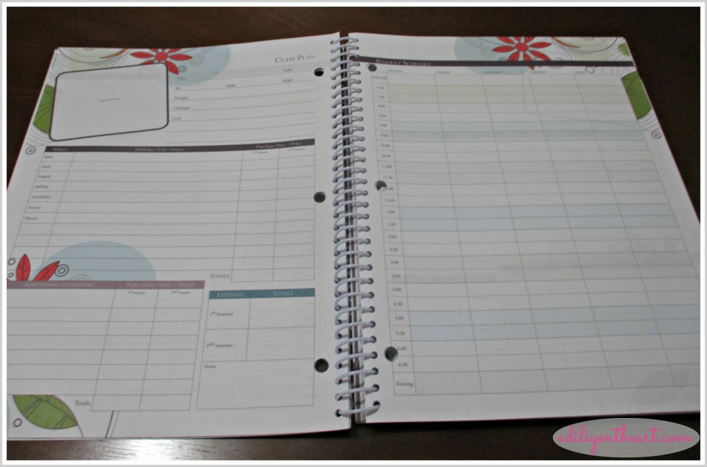 Well Planned Day Planner
