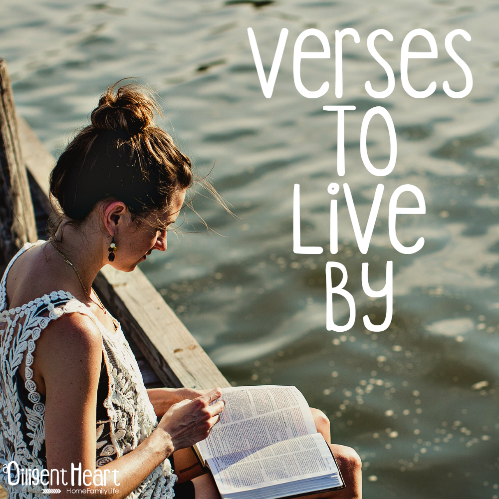 Verses To Live By