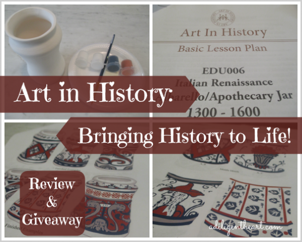 Art in History: Bringing History to Life!