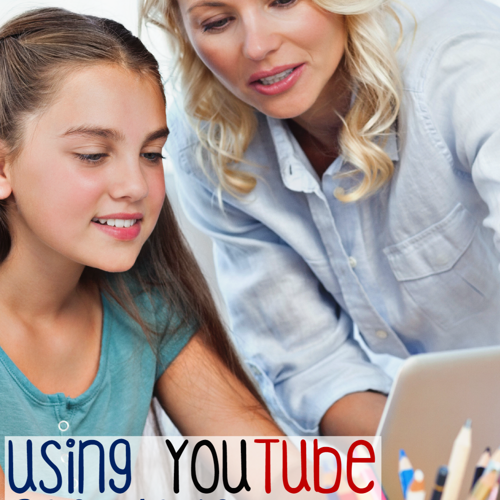 Using YouTube For Your Homeschool