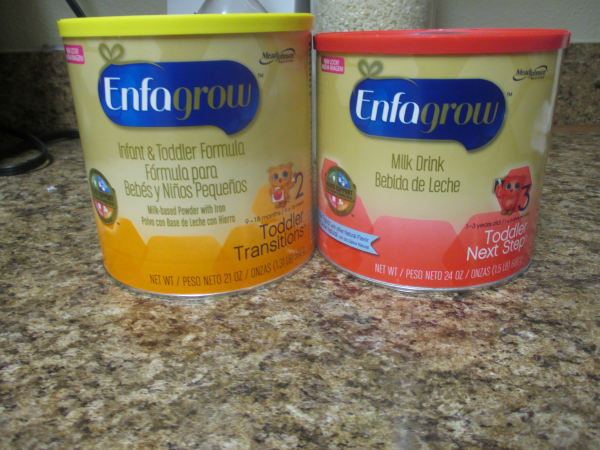 Do you have a picky eater? Close the nutritional gap with Enfagrow