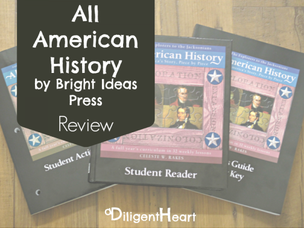 All American History ~ Review
