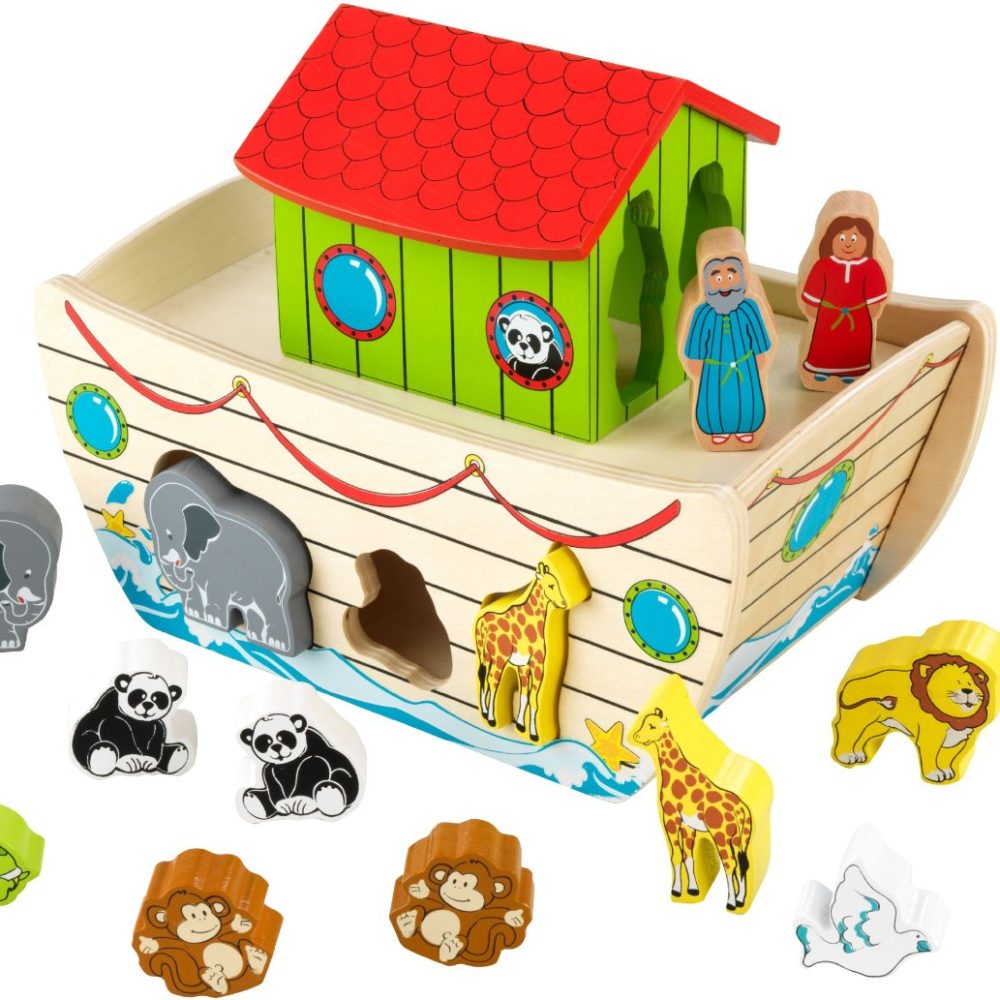 40 Wooden Toys for Toddler Boys