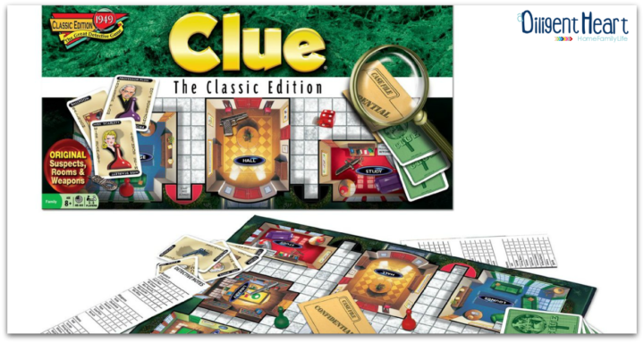 10 Great Board Games for the Whole Family   adiligentheart.com