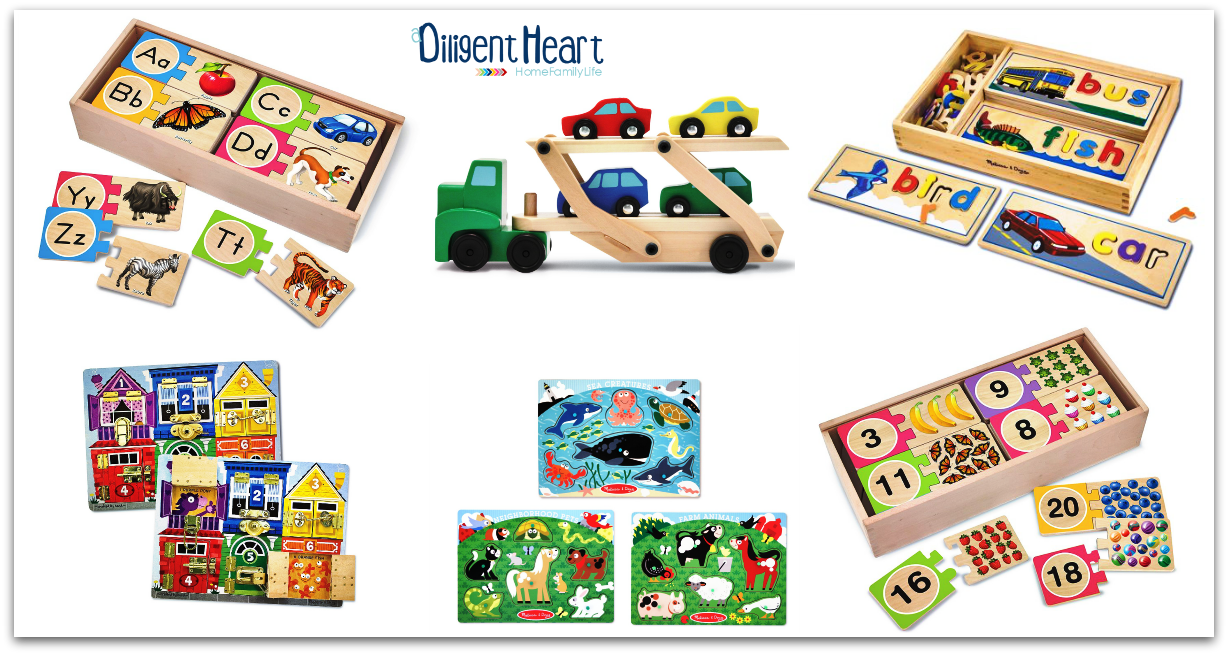 Melissa and Doug 2 adiligentheart.com