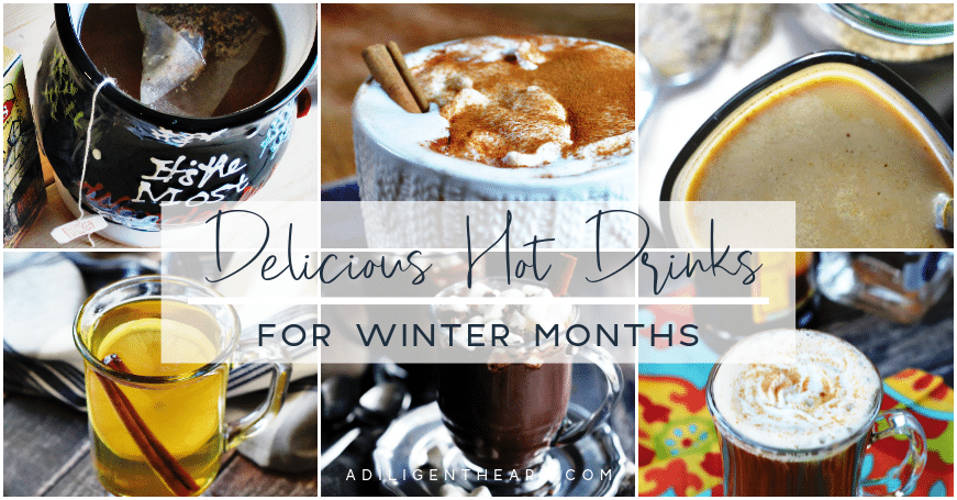 Delicious Hot Drinks for Winter Months