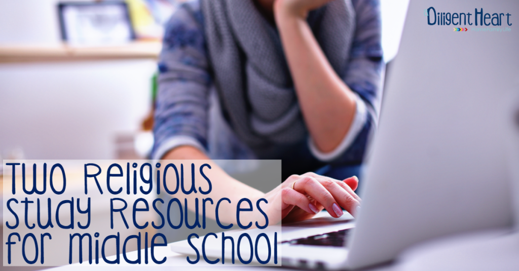 FB Image Two Religious Study Resources for Middle School Main