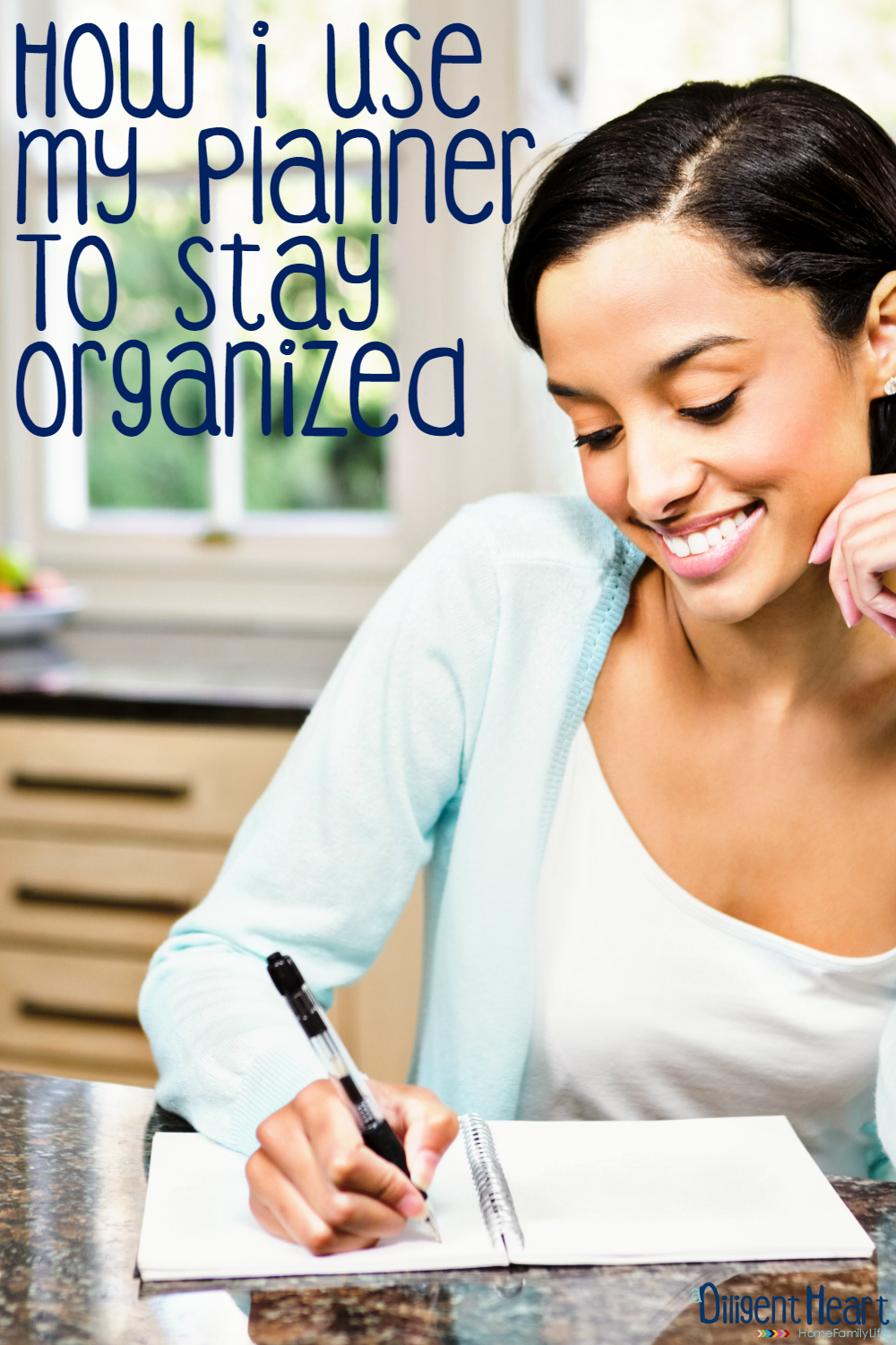 Looking for some inspiration on planners and keeping track of day-to-day life? I'm sharing how I stay organized and keep track of the day-to-day needs of my family and my life. I adiligentheart.com