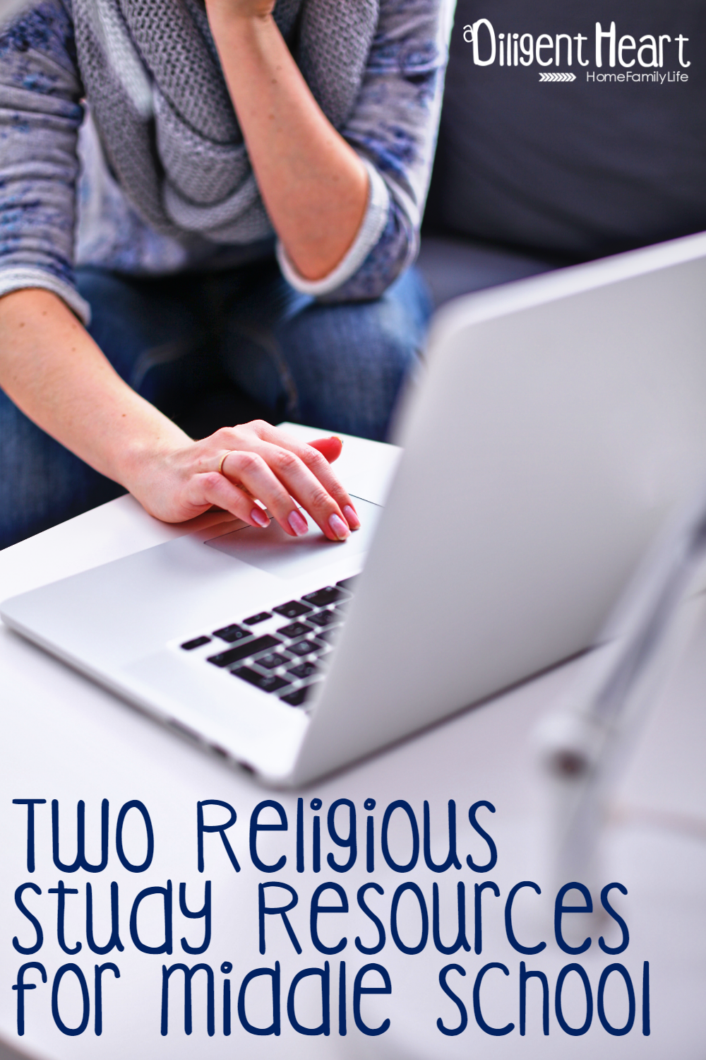 Don't you just love it when you can find FREE online resource for your homeschool (or for anything for that matter)?! I'm sharing today two of my favorite totally free online religious study resources that we like to use in our homeschool!