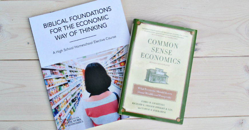 Preparing For High School: Economics Curriculum