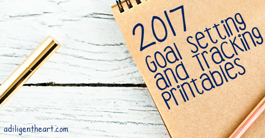 Organizing and Tracking Goals 2017
