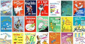 40 Dr. Seuss Books To Add To Your Home Library