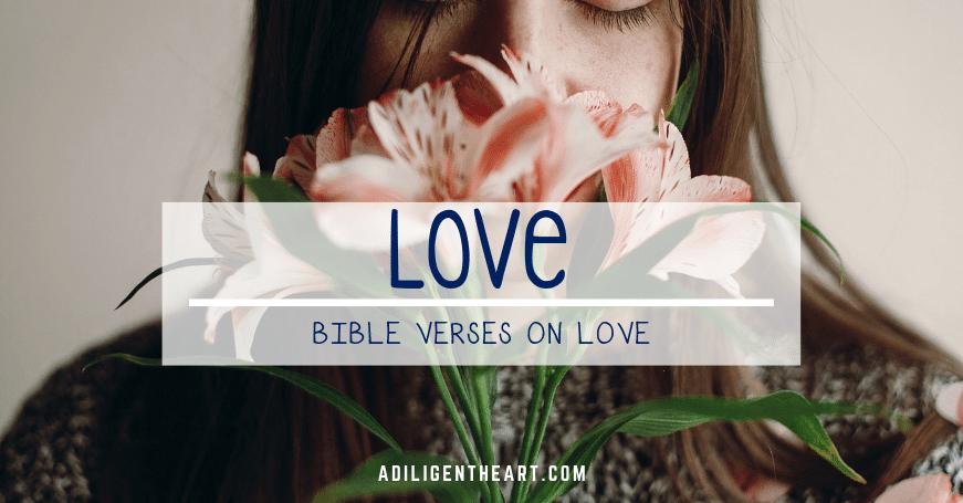Love: Bible Verses