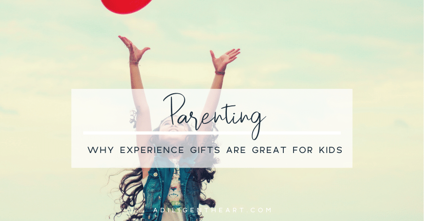 Why Experience Gifts are Great for Kids