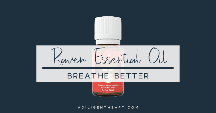 Raven Essential Oil