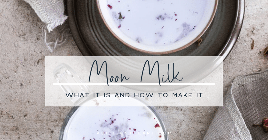 Moon Milk: What It Is And How To Make It